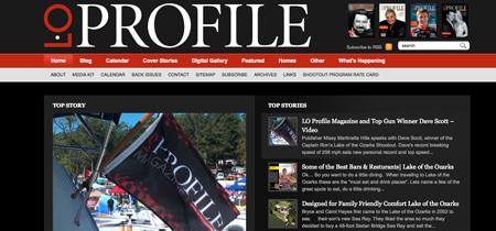 LO Profile Magazine