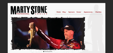 Angler - Marty Stone