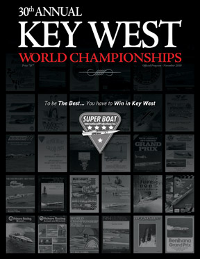 kwcover 30th Annual Key West World Championships Official Program