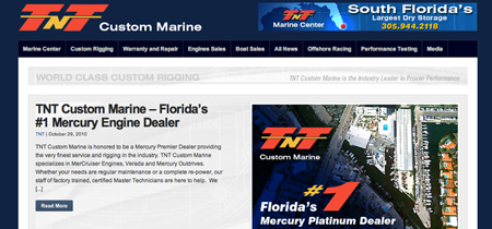 TNT Custom Marine