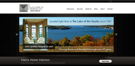 Harris Home Interiors Lake of the Ozarks Clients