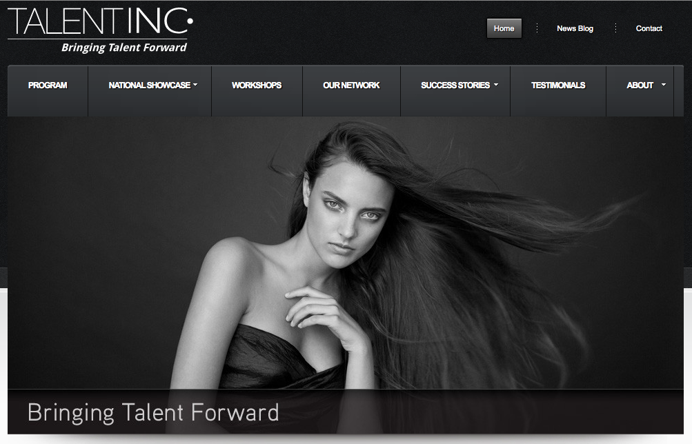 Website Design | Talent INC.