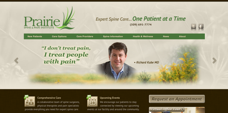Prairie Spine and Pain Institute