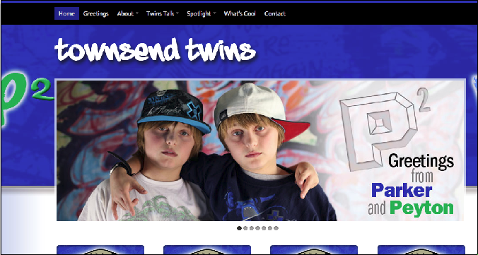 Townsend Twins