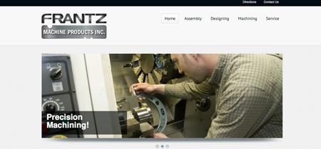 Frantz Machine Products Inc.
