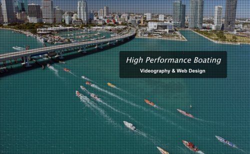 High Performance Boating