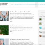 New Webpage: CCGYN